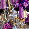 Trendy-Purple-Wedding-Table-Decoration-Ideas