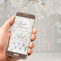 """Modelo 0065: """"White Flowers"""""""